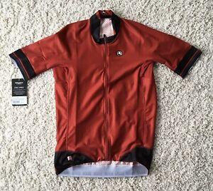 "Giordana FRC PRO Men's S/S Cycling Jersey 36"" MEDIUM Technically Advanced ReN24"