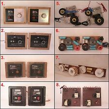 Assorted Quality Speakers Crossover & Capacitors