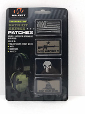 WALKERS GWP-PATKIT2 PATRIOT SERIES (LIMITED EDITION) PATCHES