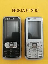 Nokia Classic 6120 6120C Pearl black White Symbian OS Unlocked 3G Mobile Phone
