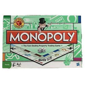 Hasbro 2008 Monopoly Board Game