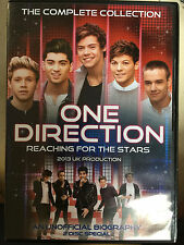 One Direction 1d - ALCANCE for the stars ~ UNAUTHORISED Biografía Disco 2GB DVD