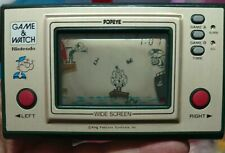Nintendo Game and Watch Popeye (Completo) (No manuale)