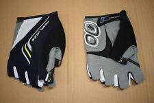 Pearl Izumi Gloves half Finger Size L Black White No. 37