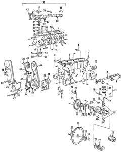 Genuine Volvo Rod 463386