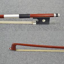 ** HURRY! - USD150 OFF! ** Silver Master Pernambuco D. Peccatte Model Violin Bow