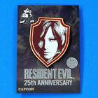 Resident Evil Ada Wong 1st Edition 25th Anniversary Enamel Pin Figure