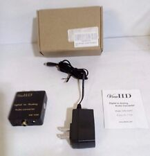 View HD Optical Digital to Analog Converter