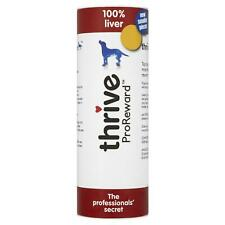 Thrive Proreward Dog Treats Liver Tube, 100% Natural Meat Training Snacks - 60G