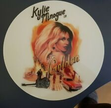 Kylie Minogue Golden Vinyl Rare
