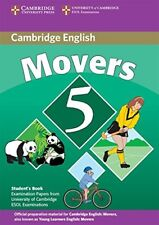Cambridge Young Learners English Tests Movers 5 Student Book: Examination Papers