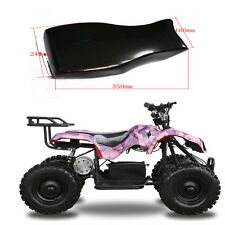 BLACK Foam Seat 90cc 110cc 125cc 150cc Style Kids PIT QUAD DIRT BIKE ATV 4 Wheel
