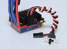 30A BRUSHLESS CAR ESC W REVERSE SENSORLESS 2-3S TRAXXAS MINI E-REVO SLASH LOSI