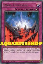 Yu-Gi-Oh Onda Terrestre LC5D-IT158 Rara in ITA Earthbound Wave Collezione Legend