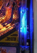 White Water Pinball Flashing Interactive Shooter Lane Light Mod Whitewater