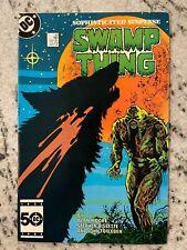 Saga Of The Swamp Thing # 40 NM 1st Print DC Comic Book Alan Moore Batman SF2