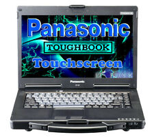 """Panasonic Toughbook CF-53 MK4 14""""★ 16GB★ 256GB SSD TOUCHSCREEN HDMI RS232"""