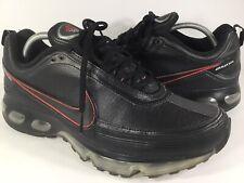 50acef7787 Nike Air Max 360 Black White Red Silver 2007 Mens Size 10.5 Rare 315992-001