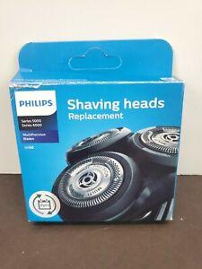 Philips Series 5000-Series 6000 replacement Shaving heads(3) SH50