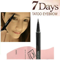 Beauty 7Days Eye Brow Liner Eyebrow Liquid Tattoo Pen Pencil Long Lasting Makeup