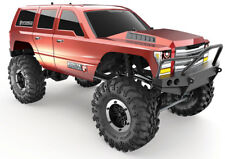 RC 1/10 Rock Crawler EVEREST GEN7 4X4 RC TRUCK Crawler RTR + Free Snorkel ORANGE