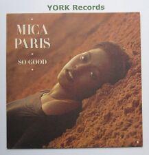 MICA PARIS - So Good - Excellent Condition LP Record 4th Broadway BRLP 525