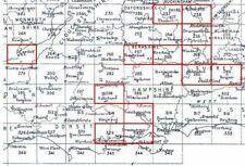 Old Ordnance Survey Map SE Somerset 1899 - England Sheet 312