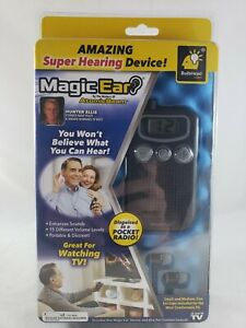 Magic Ear Amazing Super Hearing Device! 15 Different Volume Levels