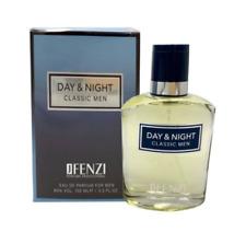 JFenzi Day & Night Classic Men 100 Eau de Parfüm für Herren edp for Men