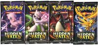 HIDDEN FATES (1) SEALED BOOSTER PACK AND WOTC RARE LOT!  READ DESCRIPTION!!!!