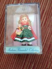 1991 Little Red Riding Hood Merry Miniature Hallmark Keepsake Collections