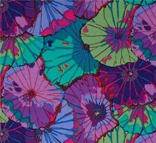 LOTUS LEAF ~ Kaffe Fassett ~ Westminster ~ Purple ~ Rowan ~ Fabric ~per 1/2 yard