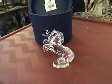 swarovski crystal figurines Rearing Horse