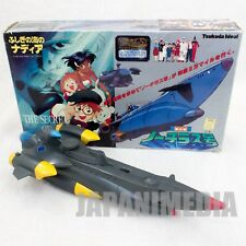The Secret of Blue Water Nadia Submarine Nautilus Figure Toy Tsukuda Ideal JAPAN