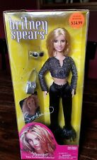 New Britney Spears Stronger Video Performance Collection Doll #20000