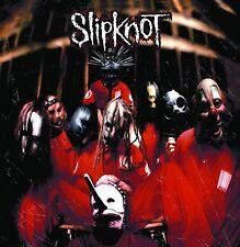 Slipknot-Slipknot Vinyl LP Cover Sticker or Magnet