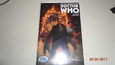 Doctor Who: Ninth Doctor #1 Comic Book RARE Variant Cover Signed Limited to 1500