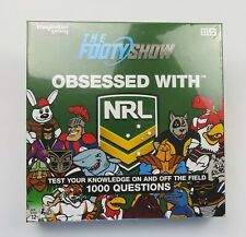 The Footy Show Obsessed With NRL Board Game Imagination Rugby League