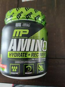 MP AMINO 1  Powder |  Hydrate + Recover | Cherry Limeade, 30 servings