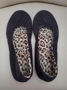 dearfoam slippers xl
