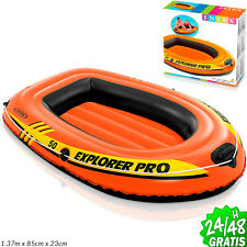 Barca Hinchable Explorer 50 Balsa Lancha Mar Flotante Inflable INTEX Original