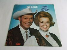 Roy Rogers & Dale Evans In The Sweet By And By LP 1973 Word Vinyl Record
