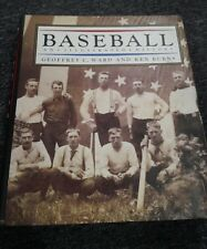 FIRST EDITION! Baseball: An Illustrated History, Geoffrey C. Ward, Ken Burns