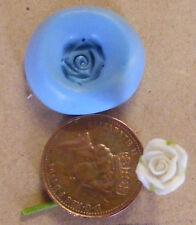 1.12 réutilisable single rose mold moule Maison De Poupées Miniature Jardin Accessoire