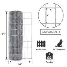 Garden Zone  24 in. H x 50 ft. L Steel