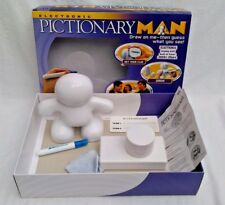 Electronic Pictionary Man Charades and Drawing Interactive Game Party Family
