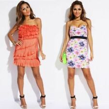 Any Occasion Patternless A-Line Dresses for Women