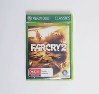 Microsoft Xbox 360 - Farcry 2 - Complete with Manual Free Postage Far Cry 2