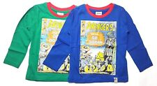 infantil Camiseta manga larga para Niños Pokemon LEGO NINJA Disney