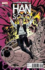 Star Wars Han Solo # 1 1:25 Allred Variant Cover NM